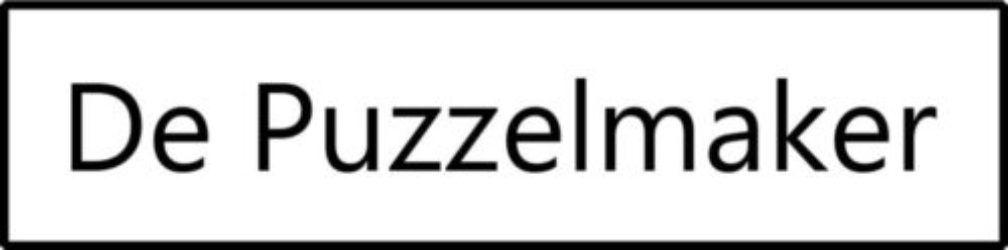 De Puzzelmaker puzzel Puzzels Denksport Marije van Asselt