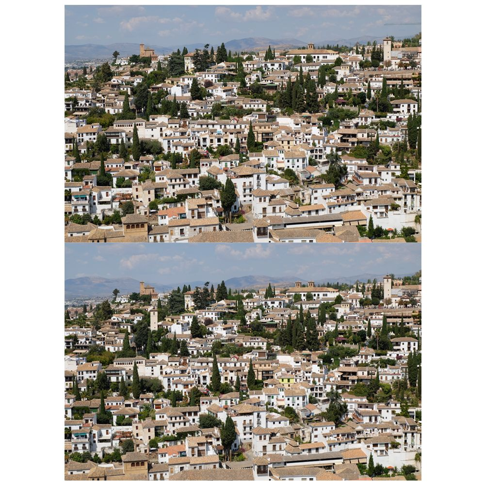 De Puzzelmaker Marije van Asselt puzzel puzzelen zoek de verschillen zoek-de-verschillen fotopuzzel photoshop plaatjespuzzel puzzelplaatje Granada Spanje