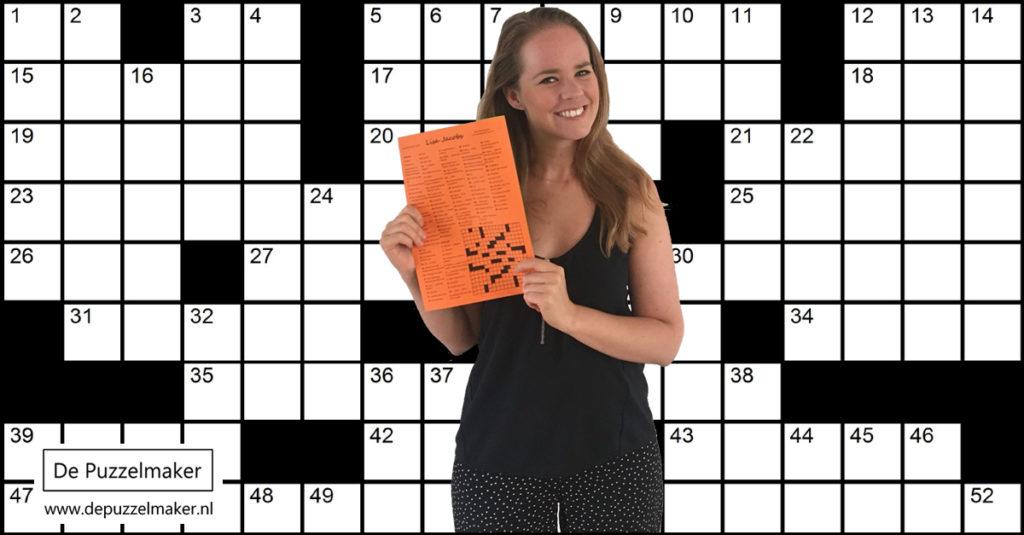 puzzelmaker lisa jacobs puzzel kruiswoordpuzzel kruiswoordraadsel marije van asselt klassieke muziek klassiek puzzels denksport violiste