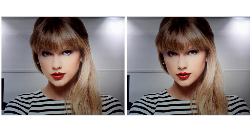 De Puzzelmaker marije van Asselt Taylor Swift zoek-de-verschillen zoek de verschillen